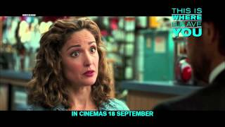 THIS IS WHERE I LEAVE YOU Trailer #2 - In Cinemas 18 September