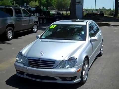 Used mercedes benz c class gainesville fl for sale gville for Mercedes benz gainesville fl
