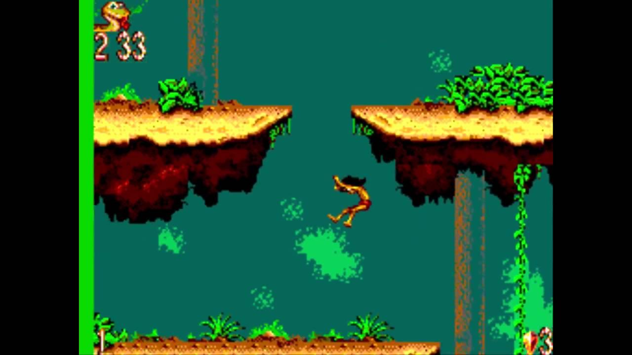 Jungle Book Sega