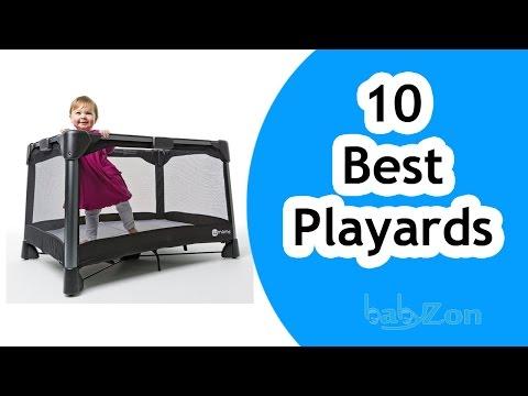 Best Playards 2016 - Top 10 Baby Playards - Baby Playard Reviews