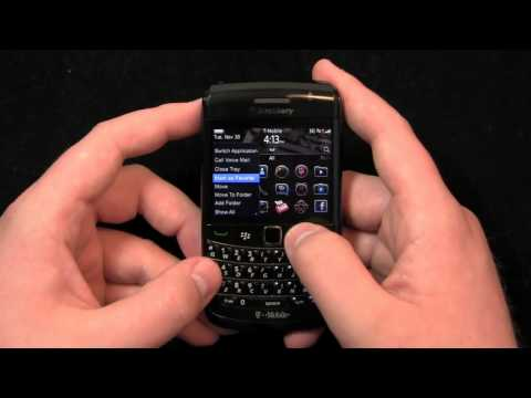 BlackBerry Bold 9780 Review Part 1