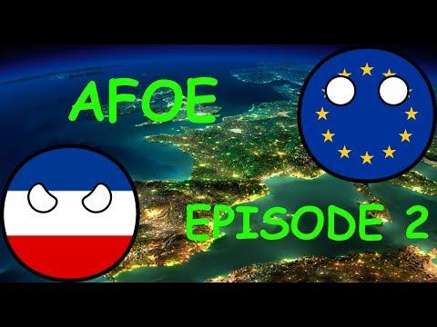 (OLD) AFOE in countryballs - Part 2 - NATO vs CSTO