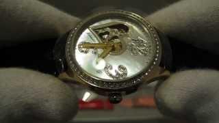 Обзор женских наручных часов Stuhrling Lifestyles Audrey Love Story Automatic Swarovski 196A2.11357