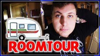 WOHNWAGEN ROOMTOUR! - Vlogmainia