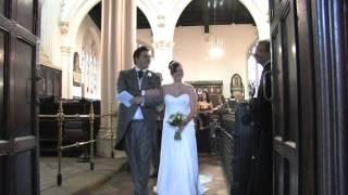 Scott & Amelia Wedding Video Wigan - Briars Hall Lathom