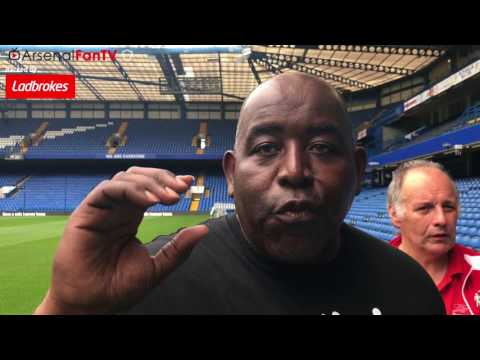Robbie Marches On To Chelsea And Wembley!!!   Vlog 2