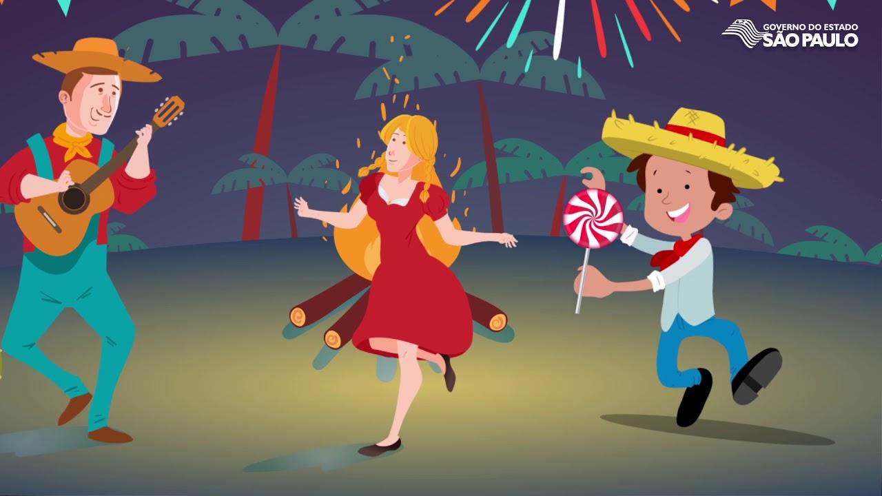 Festas Juninas Os Perigos E Riscos Dos Baloes E Fogos De Artificio Youtube