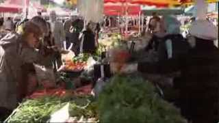 Tipp: Marché du Canal Couvert, der größte Markt im Elsass