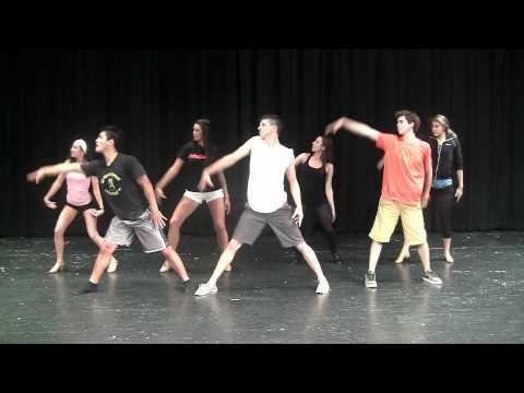 Westfield Summer Stage Chicago Audition Dance 1