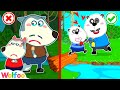Wolfoo! Don't Be Angry with Daddy - Your Dad Is Always the Best Daddy   Wolfoo Channel Kids Cartoon