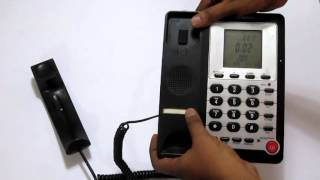 Beetel DF 8800 Phone with Caller ID - SOLD