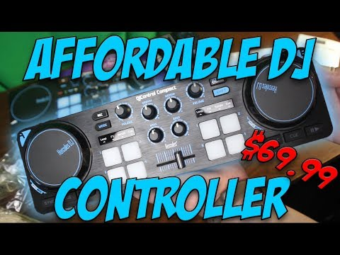 Best Affordable Dj Controller!!! (Review and Unboxing)