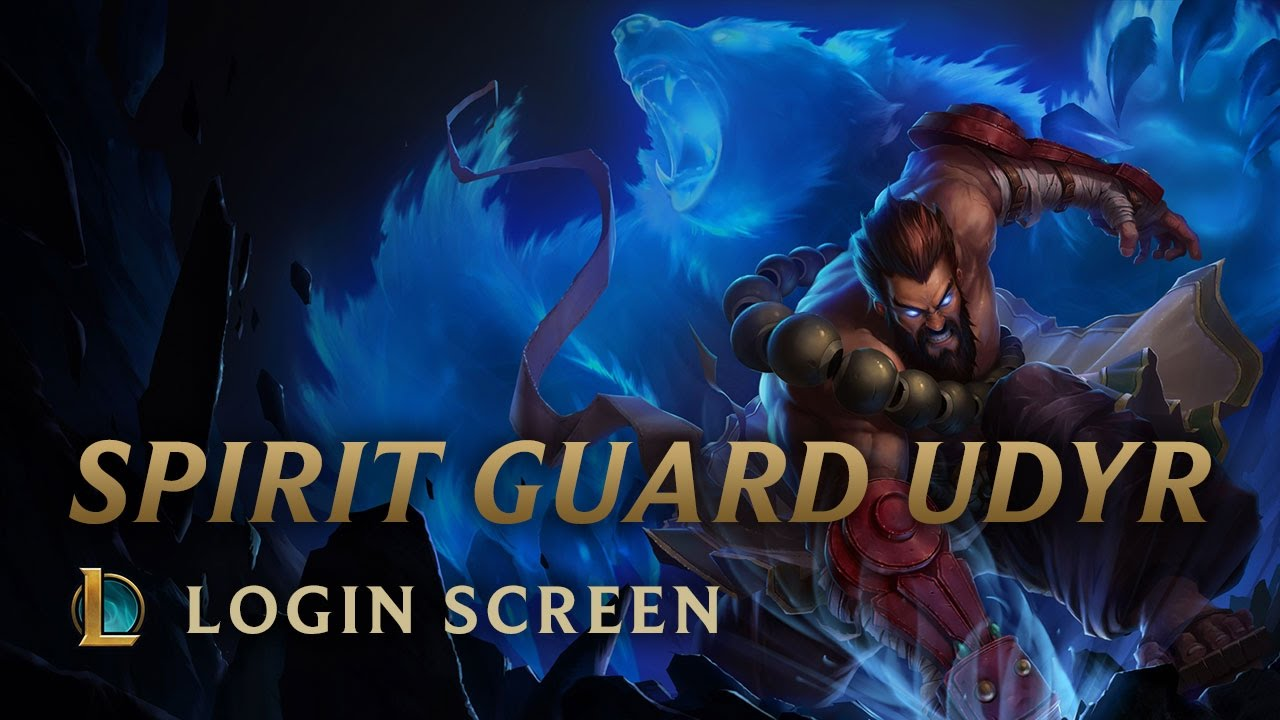 League Of Legends Login Screen Download