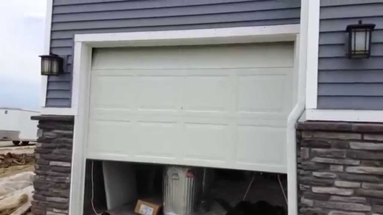 mikes garage doorNew house garage doors  YouTube