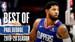 Best Of Paul George | 2019-20 NBA Season