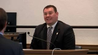 Bo Dukes Trial Hearing Outside of Jury Presence 03/18/19