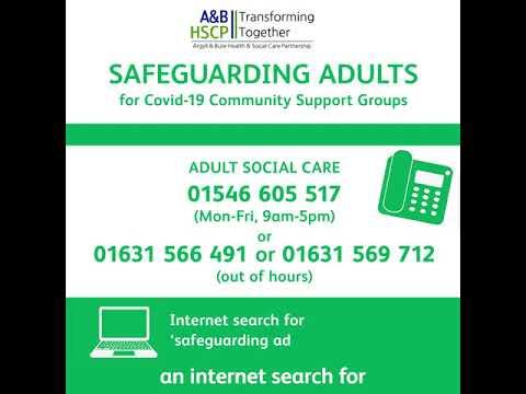 CFP   Safeguarding Adults