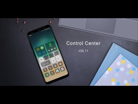 [Control Center IOS 14] How to use Control Center created by LuuTinh Developer