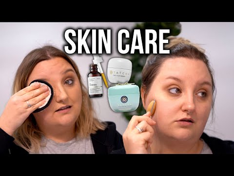 LAID BACK CHILL SKINCARE/NIGHT TIME ROUTINE + CHAT