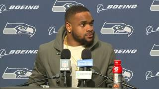 Seahawks Running Back Thomas Rawls Postgame Press Conference vs Eagles