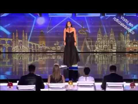 Cristina Ramos - Got Talent Espaa