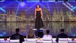 Cristina Ramos - Got Talent España