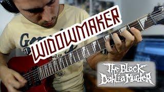 The Black Dahlia Murder - Widowmaker (Guitar Cover)