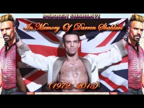 Darren Shahlavi  In Memory