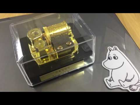 Otaru's music box (Canon in D)