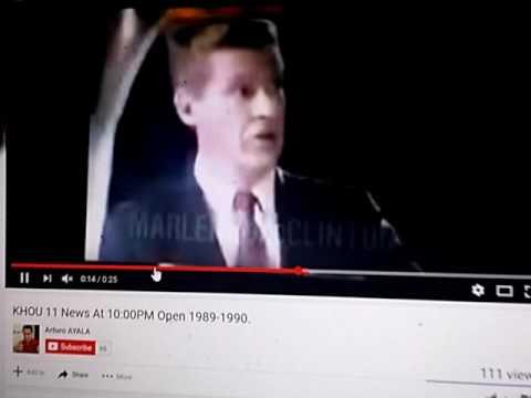 Khou 11  open 1989