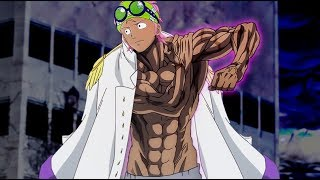 Strongest Marines At The End Of One Piece