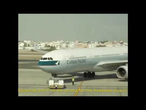 Gulf Air Airbus321 HYD-BAH-RUH Part 2