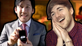 MY DATE WITH MARKIPLIER (Markiplier Dating Simulator Reaction)