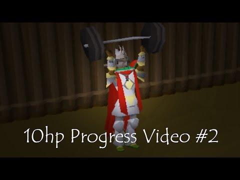 Teaks   Progress Video #2   10 Hitpoints