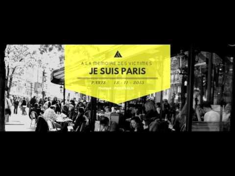 Je suis Paris - Mario SALIS