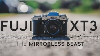 Fuji XT-3 Review for VIDEO SHOOTERS - BEST Mirrorless Camera for Video?