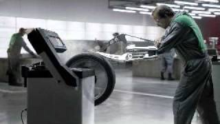 Skoda Fabia VRS TV advert