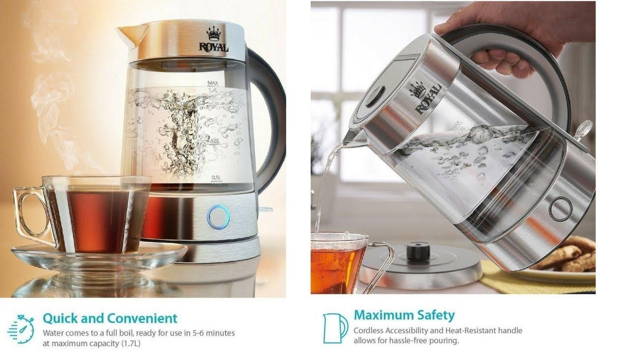 Best Electric Tea Kettle to Buy on Amazon