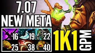 New Build for Alchemist High GPM + HARD CARRY STYLE 7mad Dota 2