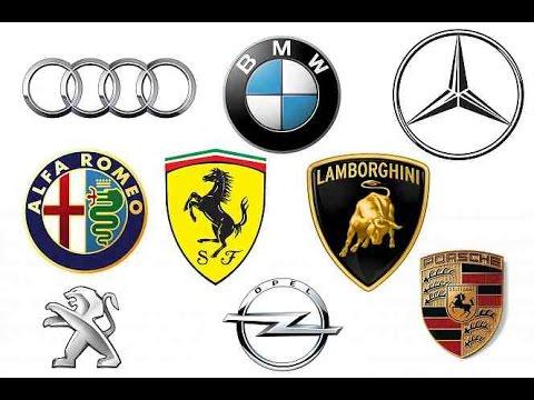►Изучаем марки машин.Развивающий мультик для детей.Мультик про машинки.Машины