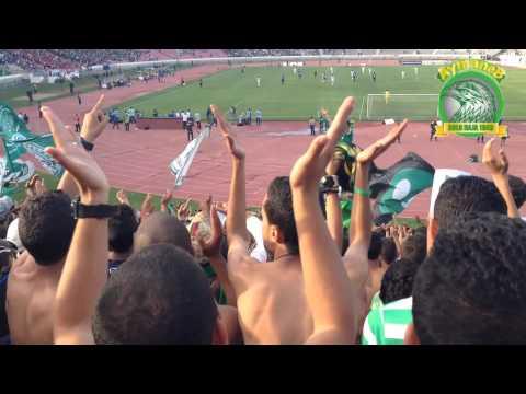 Casa Verde -Ambiance CurvaSud- Rca vs Ess (Tunisie)