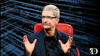Apple CEO Tim Cook:  Apple Factory in America a Possibility