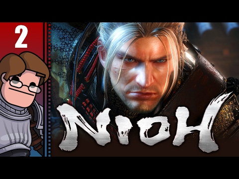 Let's Play Nioh Part 2 - Isle of Demons