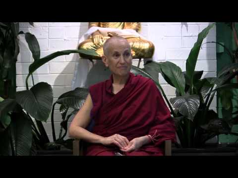 Coping with an Uncertain Future - Ven Thubten Chodron