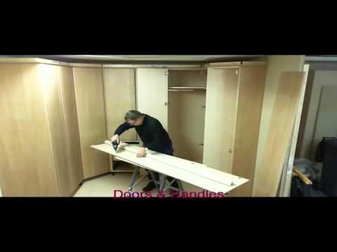 Угловой шкаф как сделать самому