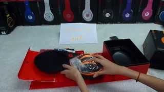 Beats by Dr.Dre Colored Studio Headphone-Orange By Seller Girls-Dhgate