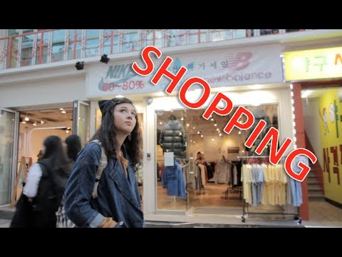 저를 따라오세요! Follow me/ Where I shop in Korea/OOTD