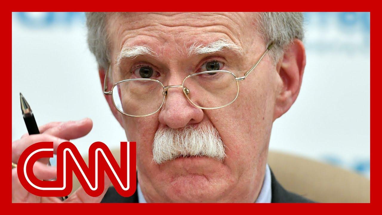 John Bolton says Trump turned 'blind eye' to Covid-19