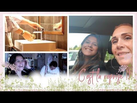 vlog-famille-du-3-septembre-:-rentrée,-ménage-de-la-salle-de-bain-et-vol-au-vent-!!!