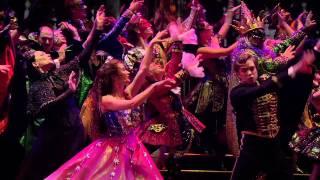 Masquerade Phantom of the Opera 25th at the Royal Albert Hall